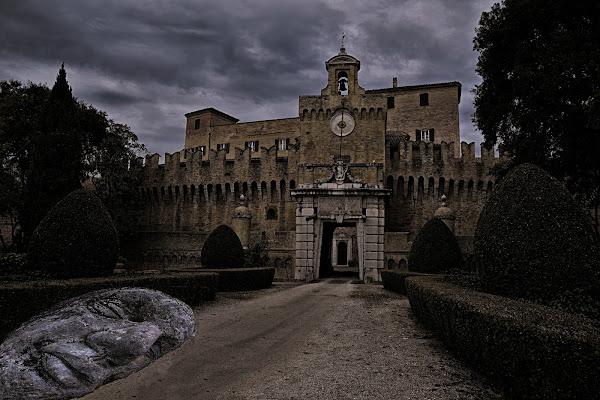 il guardiano del castello di Marygio16