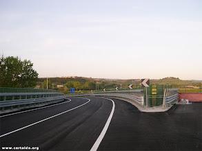 Photo: Nuova Circonvallazione intorno Certaldo