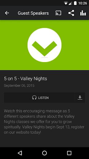 Valley Family Church 3.4.2 screenshots 2