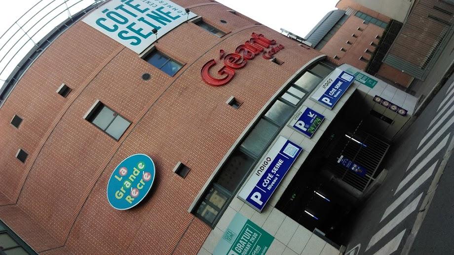 Foto Centre Commercial Côté Seine 8