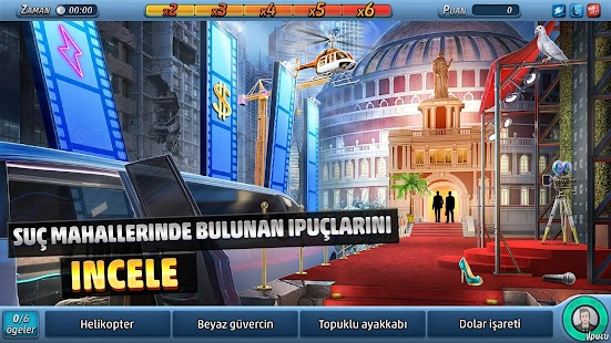Criminal Case: The Conspiracy Screenshot