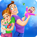 Crazy Mommy vs Daddy Caring APK