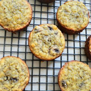 Grain-Free Banana Chia Muffins.