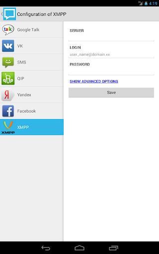 Messenger ++ screenshot 1