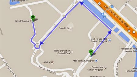 Photo: Thumbnail map ke Mbrio