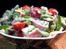 Green Bean Pasta Salad Recipe