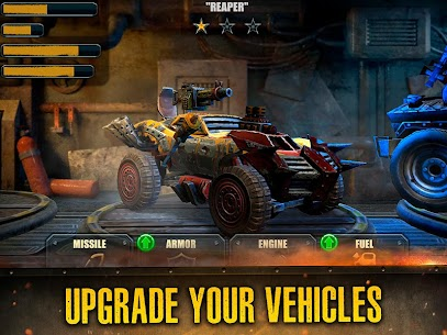 Dead Paradise: The Road Warrior 1.1.4 MOD (Unlimited Money) 2