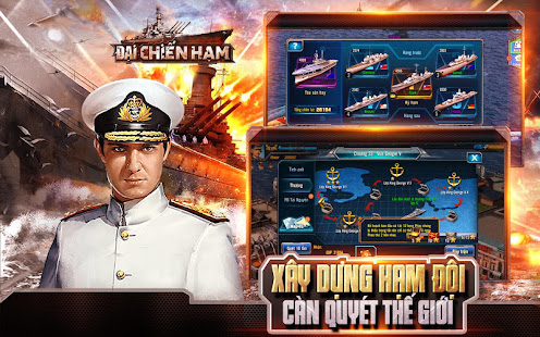Tải Đại Chiến Hạm APK