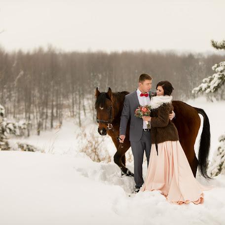 Wedding photographer Margarita Biryukova (MSugar). Photo of 16.02.2018