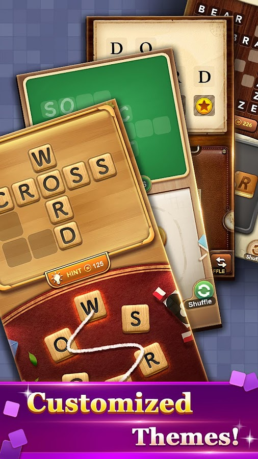 Word Blocks- screenshot
