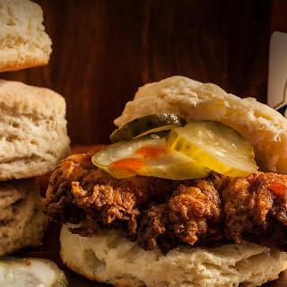 Fried Chicken Biscuit Sandwiches Recipe
