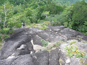 Photo: Ko Phangan - trek from Haad Khom to Haad Khuat, on the mountain