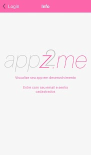 Appz2me Preview- screenshot thumbnail