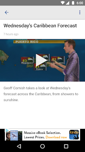 Caribbean Television Weather- screenshot thumbnail