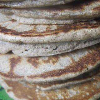 Gluten Free Buckwheat Pancakes.