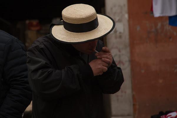 L'ultima sigaretta di Gian Piero Bacchetta