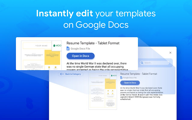Templates For Docs Google Workspace Marketplace How to open document pages in word. templates for docs google workspace
