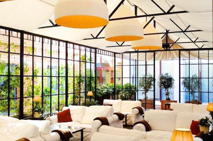 Фото №3 зала Летняя веранда