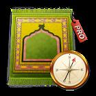 Prayer Times & Qibla Pro icon