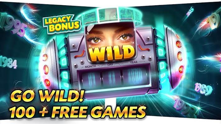 Caesars Slot Machines & Games - screenshot