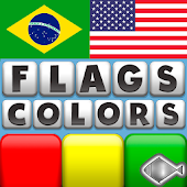 Logo quiz flags color