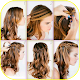 Step By Step Hairstyles For Women Android apk