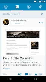 WordPress Screenshot 2