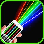 Laser Flash Light Icon