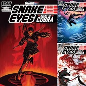 G.I. Joe: Snake Eyes: Agent of Cobra