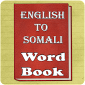 Word book English to Somali