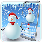 Snowman Keyboard Theme icon
