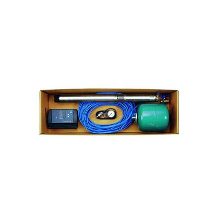 Pumppaket SQE2 - för konstanttryck
