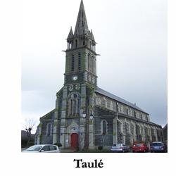 photo de Taulé - Eglise saint Pierre