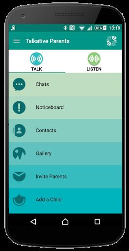 Talkative Parents