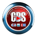 CBS live tv icon