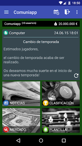 Comuniapp  screenshots 1