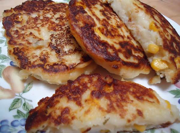 Norma's Favorite Potato Cakes Recipe