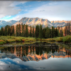 by Lisa Kidd - Landscapes Mountains & Hills