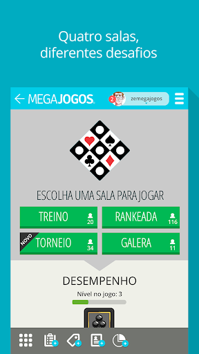 Truco Mineiro Online 3.8.0 screenshots 11