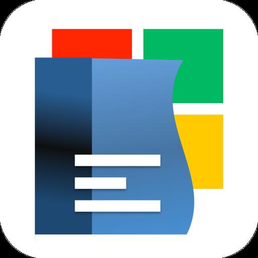 DocsWork xls doc ppt pdf txt 生產應用 App LOGO-APP試玩