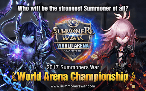 Summoners War 3.5.9 (High Attack) MOD Apk 9