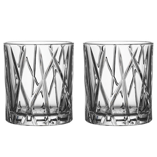 City Old Fashion 2-pack. Designglas