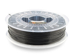 Fillamentum Traffic Black Flexfill TPU 92A Filament - 2.85mm (0.5kg)