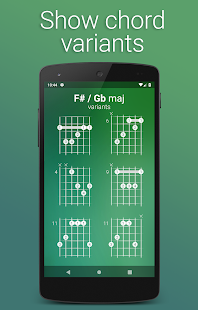 All Chords Guitar Screenshot