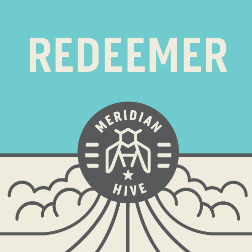 Logo of Meridian Hive Redeemer