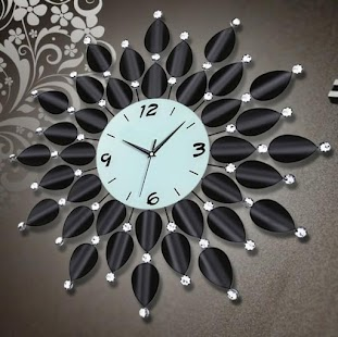 Wall Clock Decoration - náhled