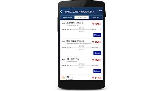 BusIndia.com - Official App - náhled