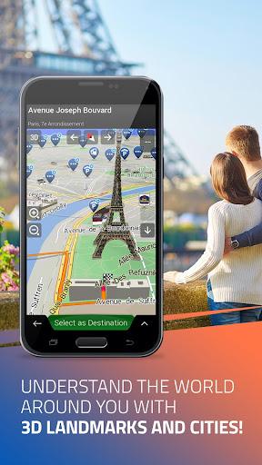 iGO Navigation screenshot 5