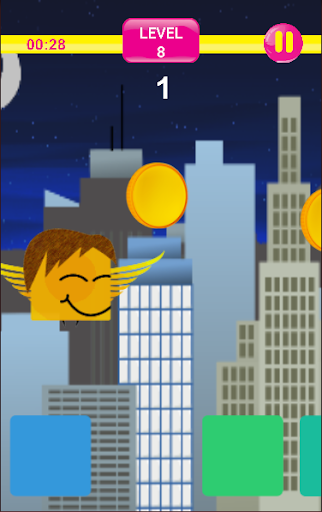 Floaty Jump: City Race