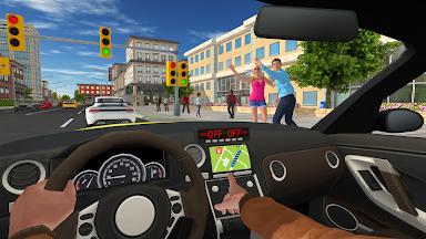 Taxi Spiel 2 kostenlos spielen
